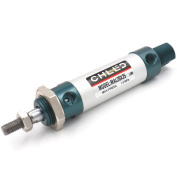 Heschen Pneumatic slim Air Cylinder MAL 20-25 PT1/8 port 20mm Bore 25mm Stroke Double Acting
