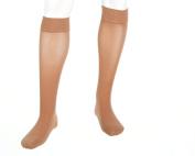 mediven plus Compression Stockings 20-30 EW Calf w/Silicone Band CT BGE V