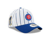 Chicago Cubs 39THIRTY New Era World Series Champions Pinstripe Hat