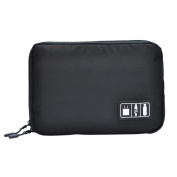 Besde Bag For USB Flash Drives Case Organiser Bag Digital Storage Pouch Data Earphone Cable