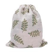 Besde Printing Drawstring Storage Bag Travel Bag Gift Bag Storage Bag