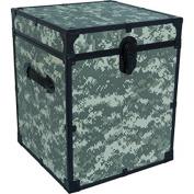 Seward Trunk Cube Storage Footlocker, 50cm