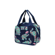 Baby Elephant Print NGIL Insulated Lunch Bag