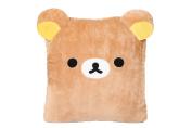 Rilakkuma by San-X - Rilakkuma Face Square Pillow Authentic Licenced Product