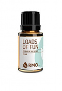 Rocky Mountain Oils - Loads of Fun-15ml for Wool Dryer Balls | 100% Pure & Natural Essential Oils