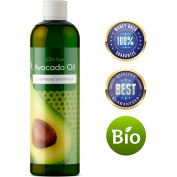 100% Pure Avocado Carrier Oil Massage Therapy Aromatherapy Sensual Massage Detox Healthy Strong Shiny Silky Hair Skin Care Moisturiser Vitamin A B D E and Oleic Acid Beauty and Health In Your Hands