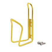 Homgaty Aluminium Alloy Water Bottle Holder Rack Bracket Cage For Bicycle Bike With 2 Screws