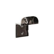 RCH Hardware Modern Sleek Brass Single Wide Arm Hook