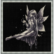 Cross stitch kit Silver fairy