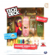 Tech Deck Sk8shop Bonus Pack Series 3 - Toy Machine