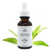 Purifect by Symphony Beauty Facial Oil Serum, Healing, Tea Tree and Vitamin E