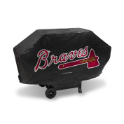 Atlanta Braves Official MLB Grill Cover by Rico Industries