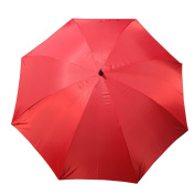 Red Solid Colour 170cm Golf Umbrella Fire Engine Red Super Jumbo Size Covers 3 Adults