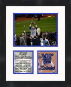 Chicago Cubs MVP Ben Zobrist Framed 11 x 14 Matted Collage Framed Photos Ready to hang Frames By Mail