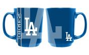 MLB Los Angeles Dodgers Reflective Mug, One Size, Multicolor