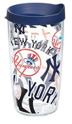 Tervis Tumbler MLB New York Yankees All Over Wrap 470ml with Travel Lid