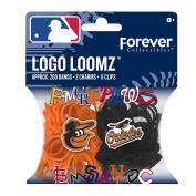 MLB Sports Fan Bracelets Logo Loomz Pack