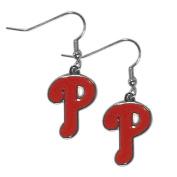 MLB Philadelphia Phillies Dangler Earrings