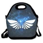 Powersport Wing Lunch Bag Box Tote Bag