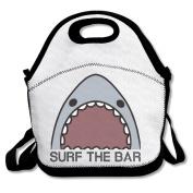 Shark Lunch Bag Box Tote Bag