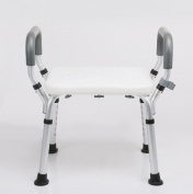 Cqq Bath chair Bath Chair, Old Man Skid-resistant Pregnant Woman Lightly Folding Bathroom Bath Chair, Disabled Person Comfort Chair Shower