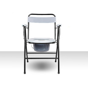 Cqq Bath chair Elderly Sitting On A Chair, Foldable Household Adult Toilet Pregnant Woman Toilet Stool, Bath Chair