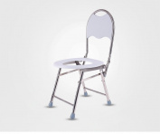 Cqq Bath chair The Old Man Can Take A Chair To Fold The Pregnant Woman's Bath Chair