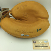 1950's Yogi Berra Signed Game Model Catcher's Mitt Glove COA - Steiner Sports Certified - Autographed MLB Gloves