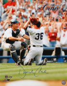 David Cone Autographed 16x20 Photo - New York Yankees - 1999 Perfect Game!