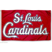 St. Louis Cardinals Flag 3x5 Cards MLB Banner