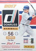 2017 Panini MLB Donruss Baseball EXCLUSIVE Factory Sealed Retail Box with AUTOGRAPH or MEMORABILIA Card