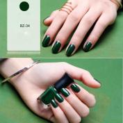 Misaky Professional Beauty Nail Pumpkin Colour Nail Art