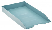 Acrimet Stackable Letter Tray (Solid Green Colour)