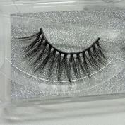 Latest Fake Eyelash Extension Top Quality 3D Mink Hair Lashes Women Lady Makeup Beauty Eyelashes