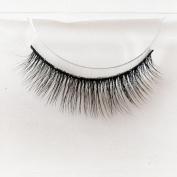 Fake Eyelashes Emubody Long False Eyelashes Makeup Natural Fake Thick Black Eye Lashes