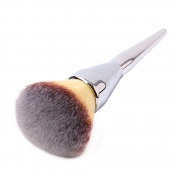 LQZ(TM)Makeup Powder Foundation Brush Big Cosmetic Brushes for For Blending Liquid, Cream or Flawless Powder Cosmetics Buffing, Stippling, Concealer