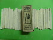 Camel r Brand, Slate Pencil, Chalk Made from Natural, India Saleti 200 gr.
