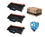 UniVirgin Compatible Brother TN-850 TN 820 TN850 Toner Cartridge for DCP-L5500DN DCP-L5600DN DCP-L5650DN HL-L5000D HL-L5100DN HL-L5200DW HL-L5200DWT HL-L6200DW HL-L6200DWT - 3 Pack