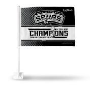 2014 San Antonio Spurs NBA Champions Car Flag