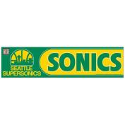 Seattle Supersonics Bumper Sticker