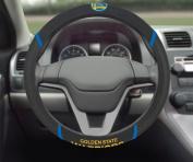 FANMATS 20322 NBA - Golden State Warriors Steering Wheel Cover, Team Colour, 38cm x 38cm