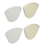 2 Pack Foam and Felt Pre-Filter Kit for Shark XFF350 XFF350NZ Navigator Lift-Away NV350, NV351, NV352, NV355, NV356, NV356E, NV357, NV360, NV370, UV440, UV540