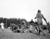 11/17/1923 Randolph Macon - Gallaudet Football Vintage Photograph 22cm x 28cm