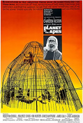 Planet Of The Apes - 1968 - Movie Poster