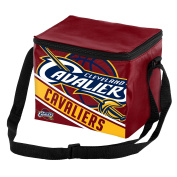 NBA Big Logo Stripe Cooler