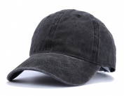 Unisex Vintage Washed Dyed Cotton Twill Baseball Cap Trucker Hat for Women Men UV Protection Travel Beach Sun Visor Hat Camping Fishing Golf Sports Adjustable Snapback Solid Baseball Hip Hop Flat Hat