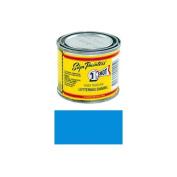 1 Shot Letter Enamel 153L Process Blue 120ml