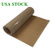 US Stock-100cm x 5 Yard Teflon Fabric Sheet Roll 5Mil Thickness for Sublimation Printing