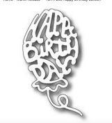 Tutti Designs- Happy Birthday Balloon Craft Die