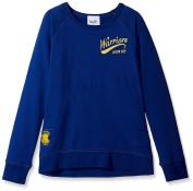 NBA Golden State Warriors Women's Dugout Reversible Pullover Sweatshirt